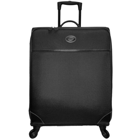 "Bric's Pronto Trolley Spinner Luggage - 30"" in Espresso/Black"