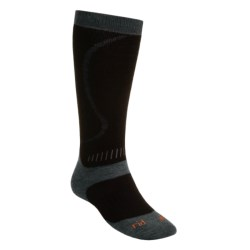 Bridgedale All Mountain Snow Sport Socks (For Men) in Black / Charcoal