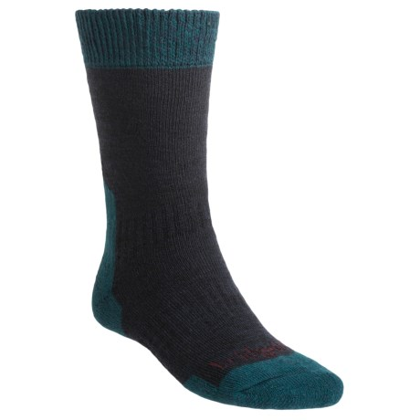 Bridgedale Ascent Socks - CoolMax®, Midweight (For Men and Women) in Navy