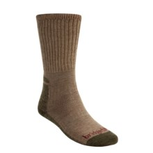 Bridgedale Backpacker Socks - Merino Wool (For Men) in Tan/Taupe - 2nds