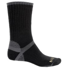 Bridgedale Classic Hiker Boot Socks - Wool, Crew (For Men) in Black - 2nds