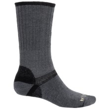 Bridgedale Classic Hiker Boot Socks - Wool, Crew (For Men) in Gunmetal - 2nds