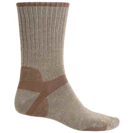 Bridgedale Classic Hiker Boot Socks - Wool, Crew (For Men) in Oatmeal - 2nds