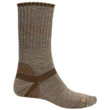 Bridgedale Classic Hiker Boot Socks - Wool, Crew (For Men) in Tan Heather - 2nds