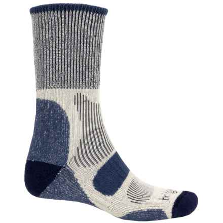 Bridgedale CoolFusion® Light Hiker Socks - Mid Calf (For Men and Women) in Indigo - 2nds