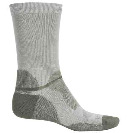 Bridgedale CoolMax® Crew Socks (For Men) in Eucalyptus - 2nds