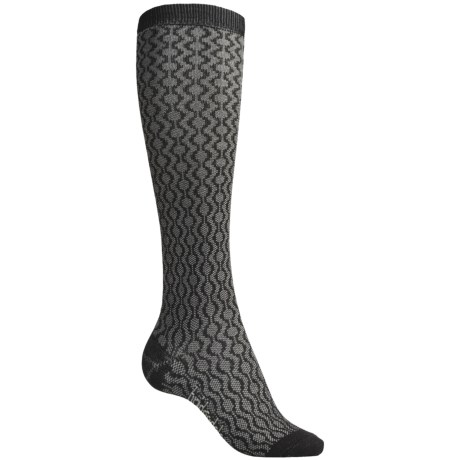 Bridgedale Copperhead Socks - Rayon, Knee High (For Women) in Espresso