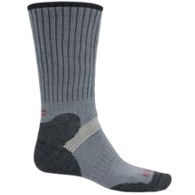 Bridgedale Cross-Country Ski Socks - Merino Wool, Mid Calf (For Men and Women) in Grey - Closeouts