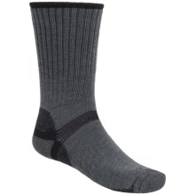 Bridgedale Doite Pro Hiker Socks - Merino Wool, Crew (For Men) in Dark Grey - 2nds