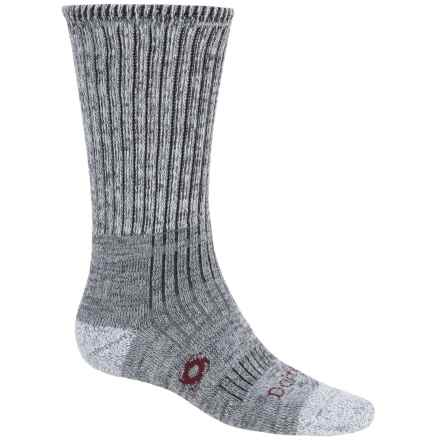 Bridgedale Doite Trekker Socks - Merino Wool, Crew (For Men) in Grey Heather - 2nds