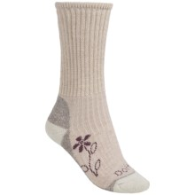 Bridgedale Doite Trekker Socks - Merino Wool, Crew (For Women) in Tan - 2nds