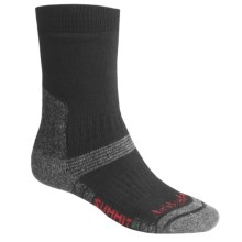 Bridgedale Endurance Summit Socks - Wool (For Men) in Black / Grey - 2nds