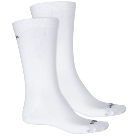 Bridgedale Everyday Outdoors CoolMax® Liner Socks - 2-Pack (For Men and Women) in White