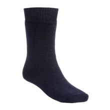 Bridgedale Explorer Socks - Merino Wool, Mid Calf (For Men) in Navy - 2nds