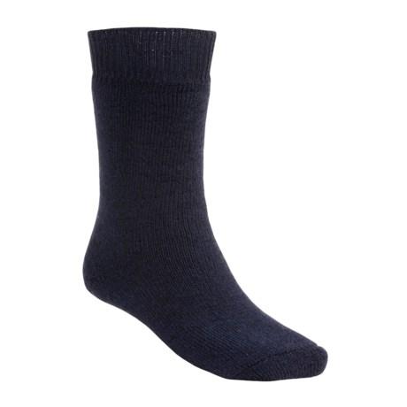 Bridgedale Explorer Socks - Merino Wool, Mid Calf (For Men) in Dark Green