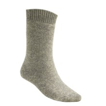 Bridgedale Explorer Socks - Merino Wool, Midweight (For Men) in Grey Heather - 2nds