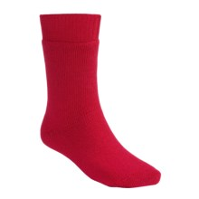 Bridgedale Explorer Socks - Merino Wool, Midweight (For Men) in Red - 2nds
