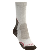 Bridgedale Hiker Socks - CoolMax® (For Women) in Chocolate - 2nds