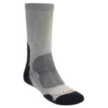 Bridgedale Hiker Socks - Lightweight (For Men and Women) in Navy - 2nds