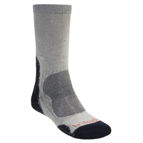 Bridgedale Hiker Socks - Lightweight (For Men and Women) in Navy