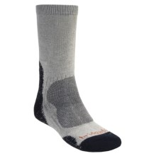 Bridgedale Hiker Socks - Lightweight (For Men) in Navy - 2nds
