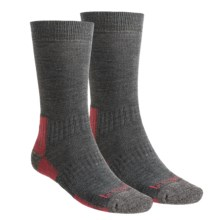 Bridgedale Hiker Socks - Lightweight, Wool Blend, 2-Pack (For Men and Women) in Gunmetal - 2nds