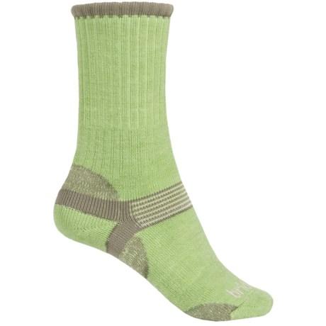 Bridgedale Hiker Socks - Merino Wool, Crew (For Women)
