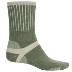 Bridgedale Hiker Socks - Wool, Crew (For Men) in Seaweed