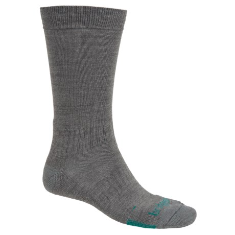 Bridgedale Hiking Socks (For Men and Women) in Grey/Dark Teal