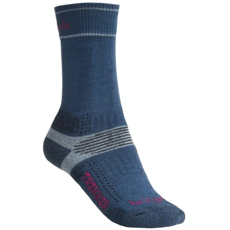 Bridgedale Hiking Socks - Wool (For Women) in Blue Sky