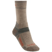 Bridgedale Hiking Socks - Wool (For Women) in Oatmeal - 2nds