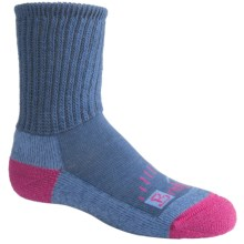 Bridgedale Junior Hiker Socks (For Kids) in Storm/Blue - 2nds