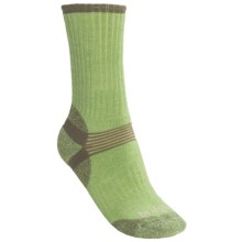 Bridgedale Merino Hiker Socks - Merino Wool, Crew (For Women) in Lime - 2nds