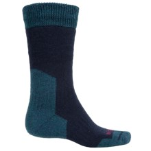 Bridgedale MerinoFusion Summit Boot Socks - Merino Wool, Crew (For Men) in Navy - 2nds