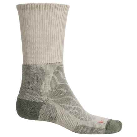 Bridgedale MerinoFusion Trail Socks - Merino Wool, Crew (For Men) in Natural - 2nds