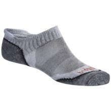Bridgedale Na-Kd No-Show Socks - Lightweight (For Men) in Grey - 2nds