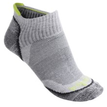 Bridgedale Na-Kd No-Show Socks - Lightweight (For Men) in Shade Gray - 2nds