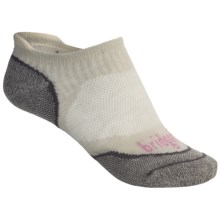 Bridgedale Na-Kd No-Show Socks - Lightweight (For Women) in Natural - 2nds
