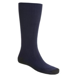 Bridgedale Pathfinder Socks - Nylon-Wool, Over the Calf (For Men and Women) in Black