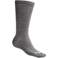 Bridgedale Thermal Liner Socks (For Men and Women) in Grey - 2nds