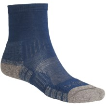 Bridgedale Trail Light Socks (For Men and Women) in Blue/Grey - 2nds