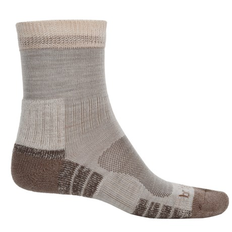 Bridgedale Trail Light Socks (For Men and Women) in Chino