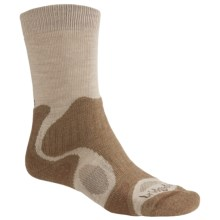 Bridgedale Trailblaze Long Socks - Merino Wool, Crew (For Men) in Chino/Rope - 2nds