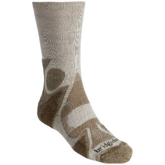 Bridgedale Trailhead S.O.S Hiking Socks (For Men) in Chino/Rope