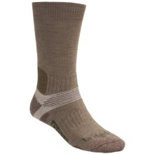 Bridgedale Trekking Socks - New Wool Blend, Midweight (For Men) in Tan/Brown - 2nds