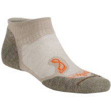 Bridgedale Ventum Ultra Lo Socks (For Men and Women) in Oatmeal/Brown Sugar - 2nds