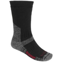 Bridgedale WoolFusion Summit Tactical Boot Socks - Heavyweight (For Men) in Black - 2nds