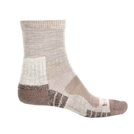 Bridgedale WoolFusion Trail Socks - Crew (For Men) in Chino - 2nds