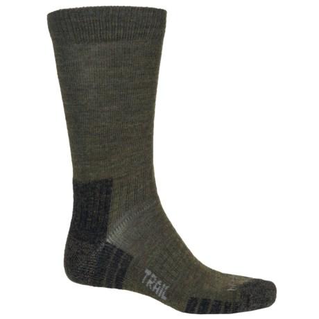 Bridgedale WoolFusion Trail Socks - Crew (For Men)