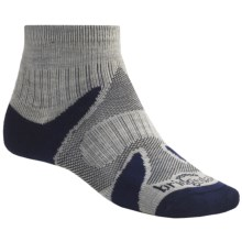 Bridgedale X-Hale Socks (For Men and Women) in Silver/Sapphire - 2nds